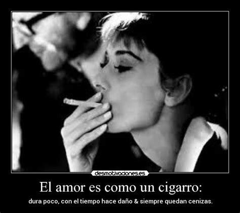 imagenes sad con cigarros el amor es como un cigarro desmotivaciones