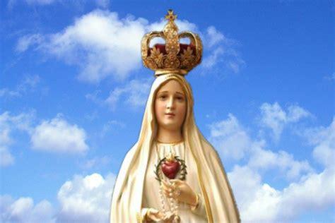 novena madonna di fatima oggi inizia la novena alla madonna di fatima puoi pregare