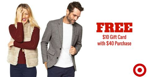 Free Target Gift Card With Purchase - free target gift card with apparel purchase southern savers