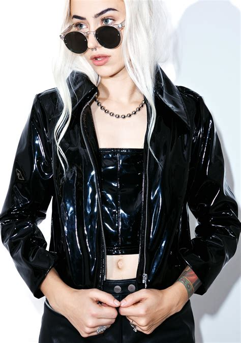 cheap biker jackets cheap monday prize biker jacket dolls kill