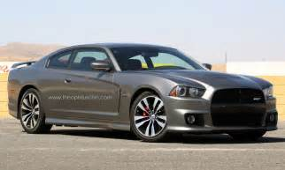 Dodge 2 Door Rumor Is Dodge Really Considering A Two Door Charger