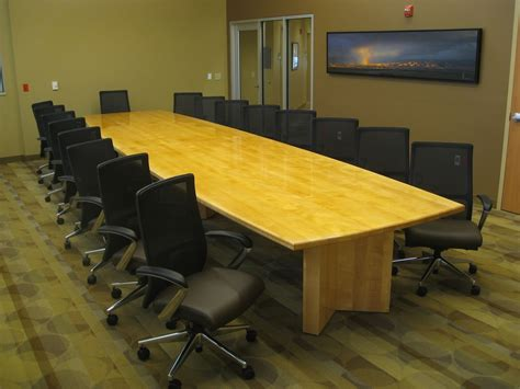 Custom Conference Tables Custom Conference Table By Woodworking Llc Custommade