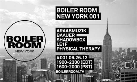 boiler room new york boiler room to launch in new york the line of best fit