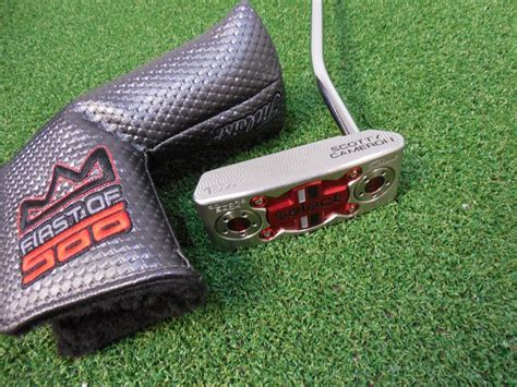 New Packing Afroskin Original Limited lot detail new in original packaging scotty cameron
