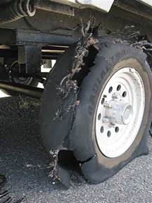 Trailer Tire Keeps Blowing Out Rv Tire Blowout Tips And Informational