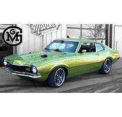 Gas Monkey  '74 Mercury Comet T Tops With Tony Taylor