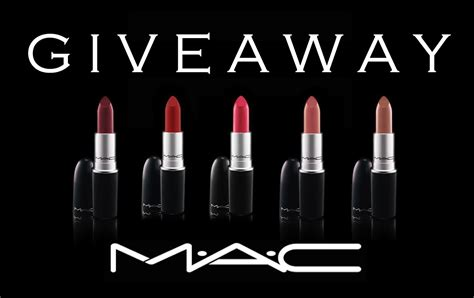 Huge Makeup Giveaway - free mac makeup giveaway by swooosh