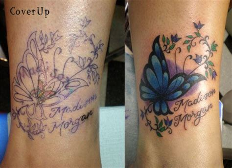 butterfly cover up tattoo designs 107 best images about cover ups tattoos on