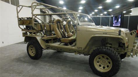 Jeep Wrangler планирует вернуться на военную службу