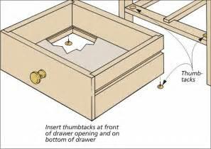 building drawer slides from wood studio design
