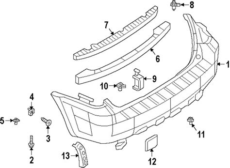 ford part diagrams 2006 ford escape parts diagram 30 wiring diagram images