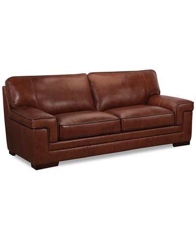 myars leather sofa furniture macy s