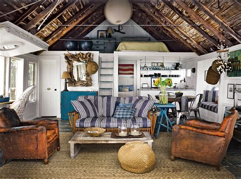 Shack Interiors by Provincetown Cabin
