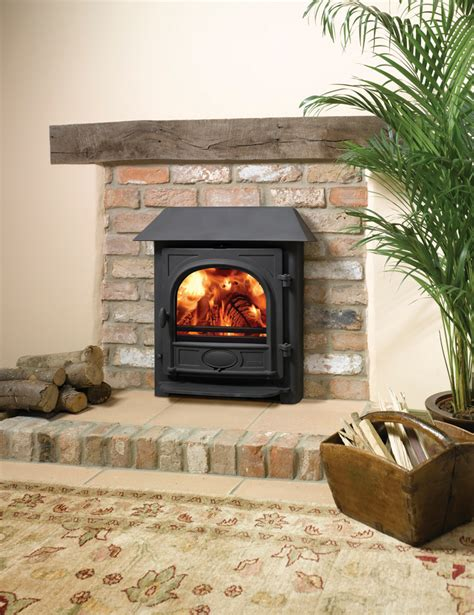 Stockton 7 Wood Burning & Multi fuel Inset Convector Stoves