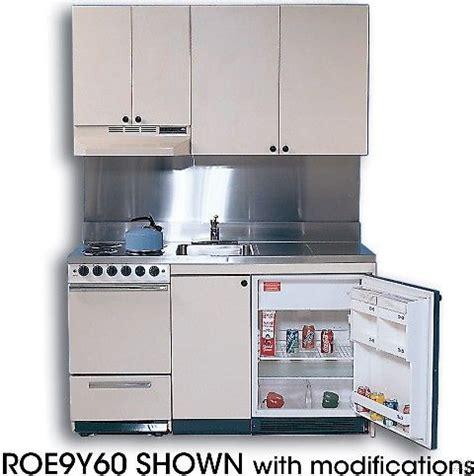 kitchen appliances combo acme kitchenettes roe9y 54 compact kitchen four electric