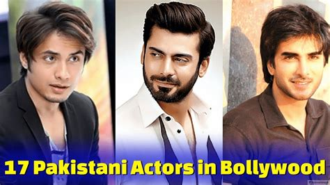 actor film youtube 17 pakistani actors who acted in indian films bollywood