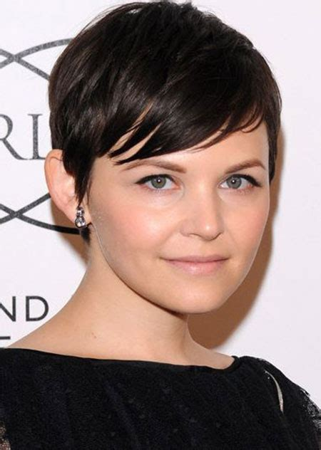 Ginnifer Goodwin Pixie Hairstyle by Ginnifer Goodwin Pixie Cut Pictures Hairstyles