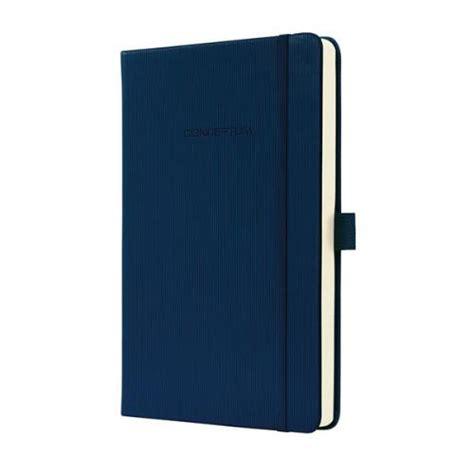 design hard cover sigel conceptum design a5 hardcover notebook blue