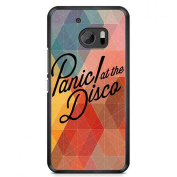 Casing Htc One M10 One Logo Custom shop panic at the disco on wanelo