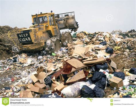 garbage tip royalty  stock photography image