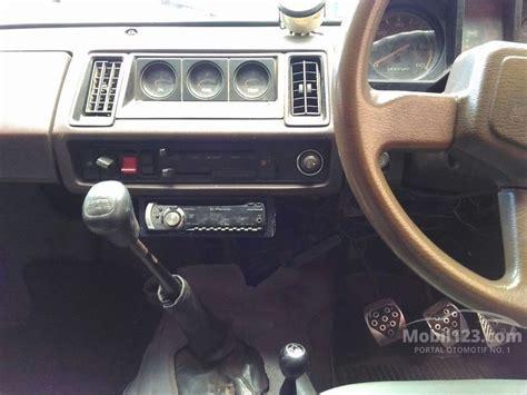 1986 Chevrolet Trooper jual mobil chevrolet trooper 1986 2 3 manual 2 3 di jawa