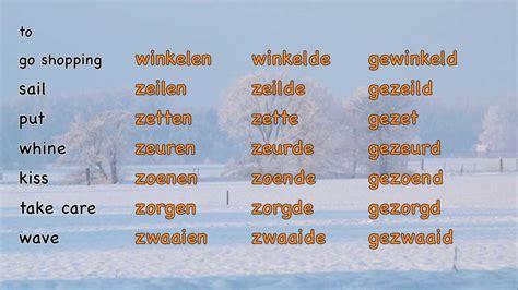 weak list verbs 1 6 b list of weak verbs p z 150 weak
