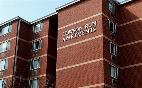 towson housing after you move in towson university