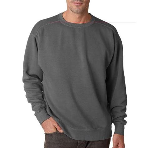 pepper comfort colors comfort colors pepper pgmdye medium 1566 adult crew neck