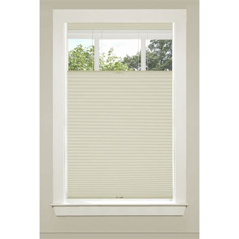 Blinds That Open From Top And Bottom Top Down Bottom Up Cordless Honeycomb Cellular Pleated