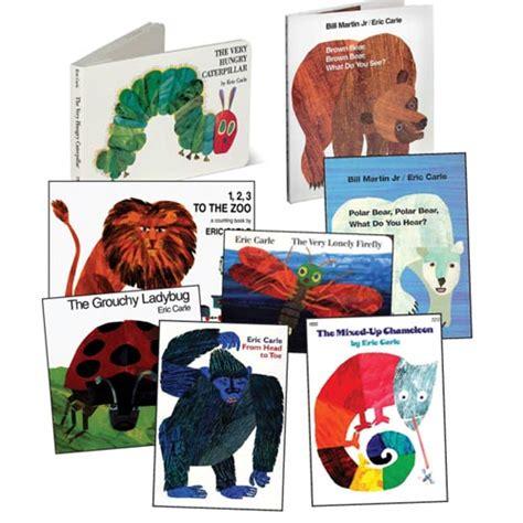 eric carle picture books eric carle board book set set of 8