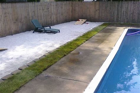 beach backyard backyard beach landscaping toledo