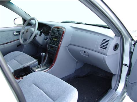 2006 Kia Optima Interior 2006 Kia Optima Lx Sedan Interior Photos Automotive