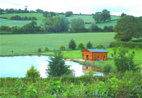 Cottages With Fishing On Site by Self Catering Log Cabins For Fishing Holidays