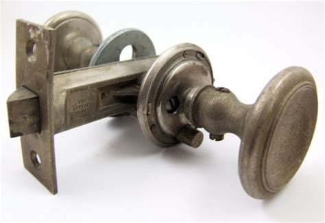 Latch Assembly Door Knob by Working Antique Door Knob Assembly With Lock By Craftdodger