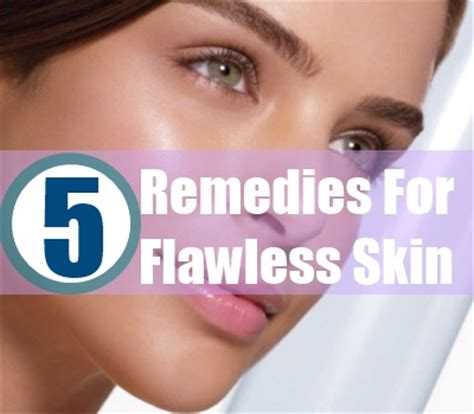 5 Natures Fix For Flawless Skin by 5 Best Herbal Remedies For Flawless Skin How To Achieve