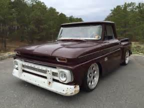 Floor Radiator Covers by 1966 Chevy C10 Stepside Airbagged Sbc Restomod Ratrod