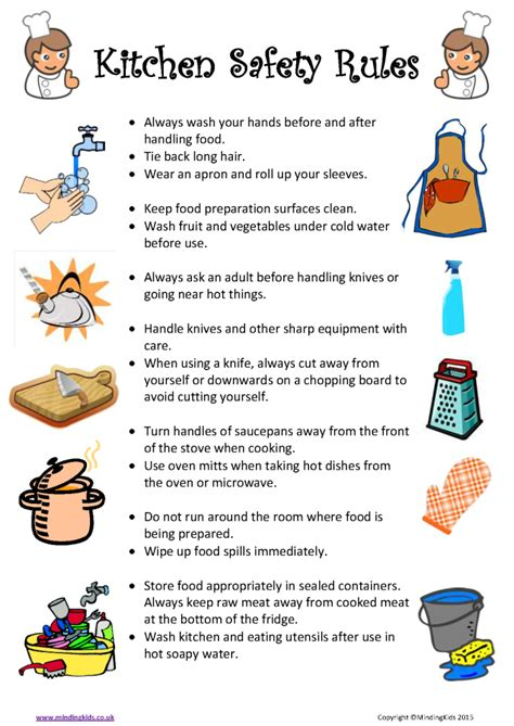 7 Procedures Its Ok To Do At Home by Cooking Safety Png 675 215 954 Pixels Culinary Arts