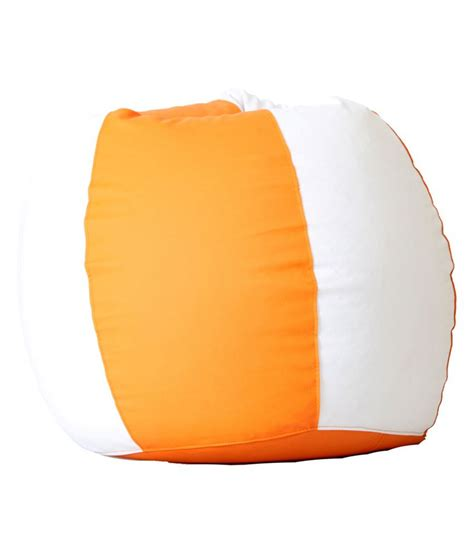white bean bag cover dcor deal