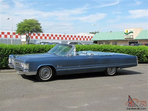 67 Chrysler Imperial by 1967 Chrysler Imperial Convertible