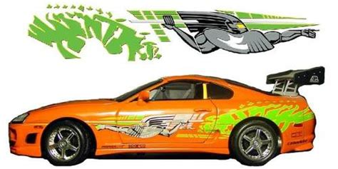 Sticker Lateral Tuning Supra Rapido Y Furioso by Stickers Laterales Tuning Imagui