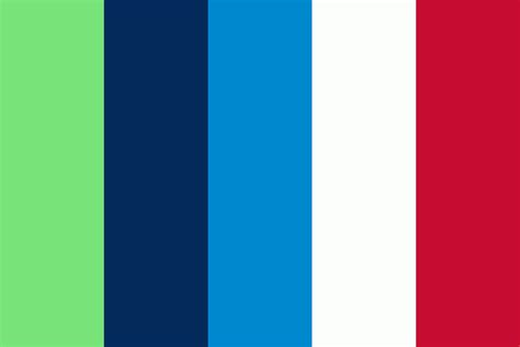 new york colors new york liberty rangers color palette