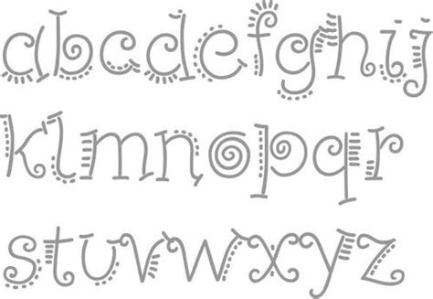 free doodle handwriting fonts doodles how to write on we it