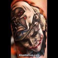 joker tattoo cost joker tattoos 7 tattoo seo
