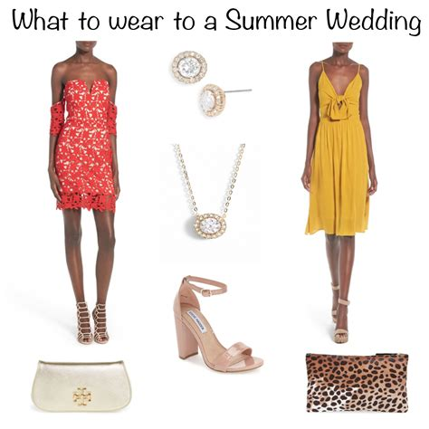 Wear Wedding by What To Wear To A Summer Wedding Mrscasual