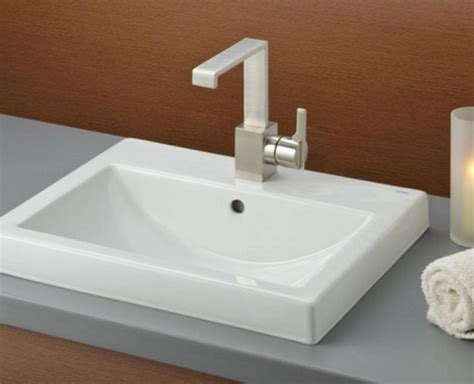 overmount bathroom sink overmount bath sink harder keep clean around sink