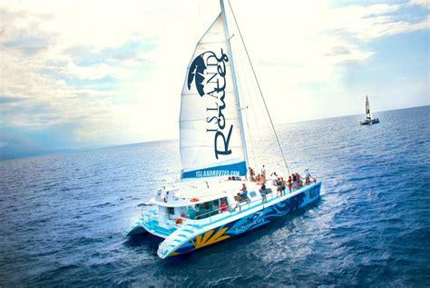 treasure island catamaran antigua dunn s river catamaran cruise island routes
