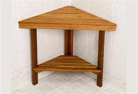 small teak bench small teak shower seat teak shower stool folding teak