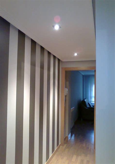 pintura  rayas pasillo reformas  decoracion de
