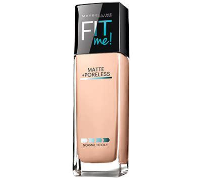 20 merk foundation untuk kulit berjerawat dan sensitif