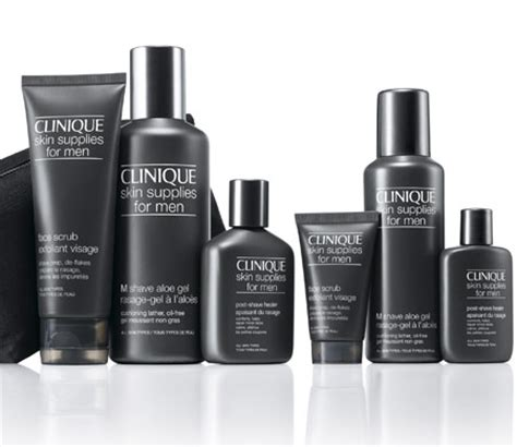 12 Top Mens Skin Care Products by Clinique For Mens Fashion Magazine